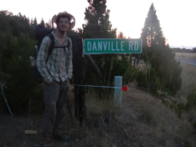 Yup. We camped in Danville.